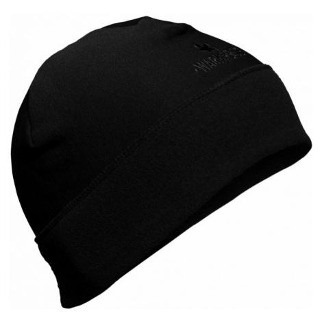 Čepice Warmpeace Skip Powerstretch black