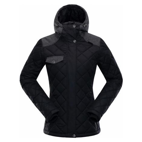 Dámská bunda Alpine Pro GABRIELLA - černá