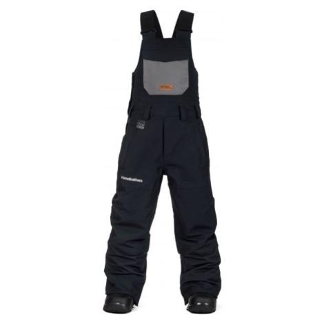 Horsefeathers MEDLER YOUTH PANTS černá - Dětské lyžařské/snowboardové kalhoty