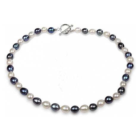 JwL Luxury Pearls Náhrdelník s pravými perlami JL0500