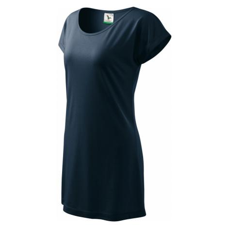Malfini Love 150 Triko/šaty dámské 12302 námořní modrá