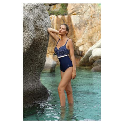 Jednodílné dámské plavky S964GR6 Self