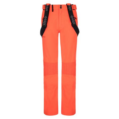 KILPI Dámské lyžařské softshellové kalhoty DIONE-W NL0033KICOR korálová