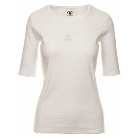 Bogner dámské tričko bílé Swarovski
