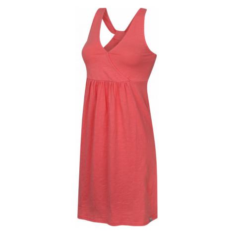 Dámské šaty Hannah Rana salmon rose
