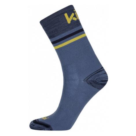 KILPI Sportovní ponožky BORENY-U MU0030KIBLU Modrá