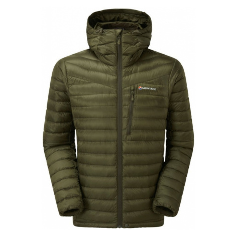 Pánská bunda Montane Featherlite Down Jacket kelp green