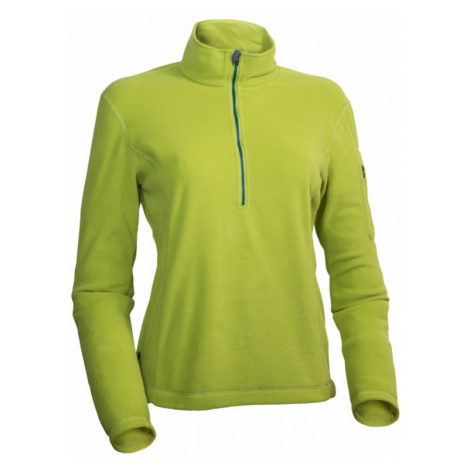 Dámský pulover Warmpeace Gaia Lady hay