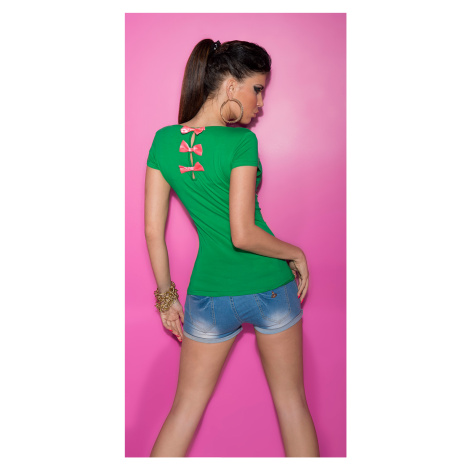 Dámské tričko 75893 KouCla
