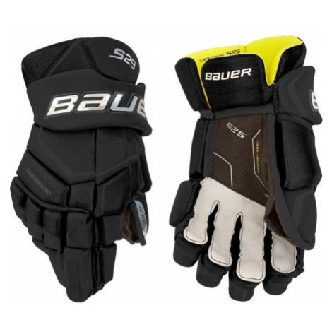 Bauer SUPREME S29 GLOVE JR černá - Hokejové rukavice