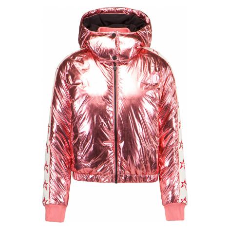 Prošívaná bunda Perfect Moment STAR  růžová