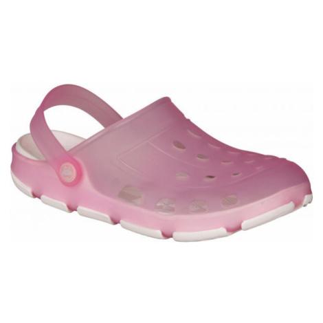 Coqui JUMPER FLUO růžová - Dámské sandály