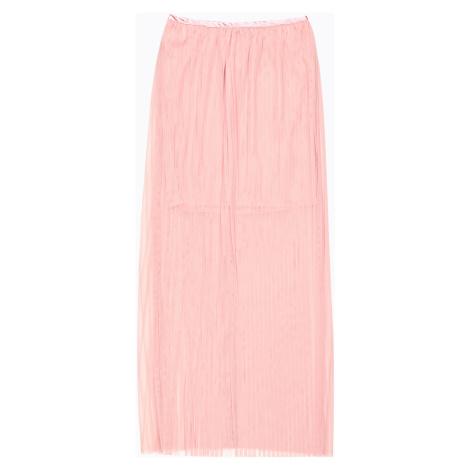 GATE Dlouhá skládaná sukně