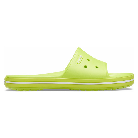 Crocs Crocband III Slide Lime Punch/White
