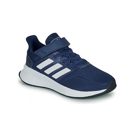 Adidas RUNFALCON C Modrá