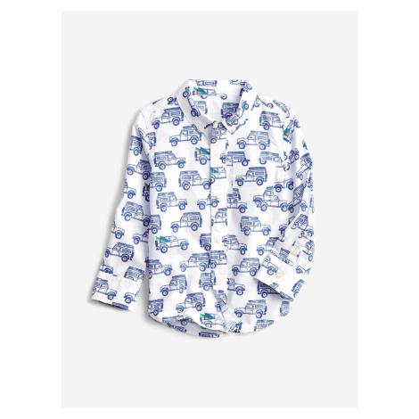 Košile dětská GAP Modrá