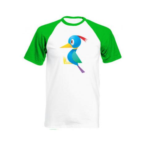 Pánské tričko Baseball Datel