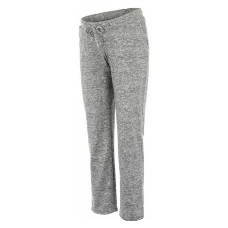 MAMALICIOUS Kalhoty 'JANNI' šedý melír Mama Licious