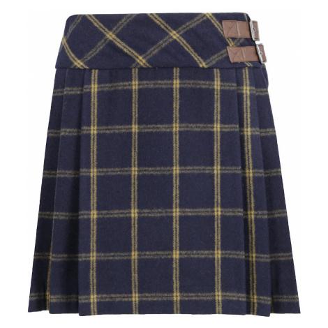 Vlněná skládaná sukně TWINSET