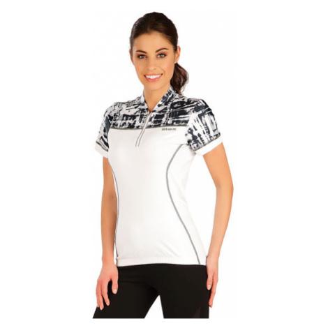 LITEX Cyklo tričko dámské 5A197100 Bílá