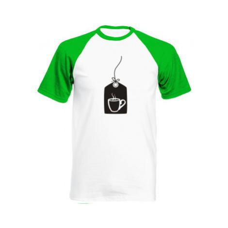 Pánské tričko Baseball Tea bag