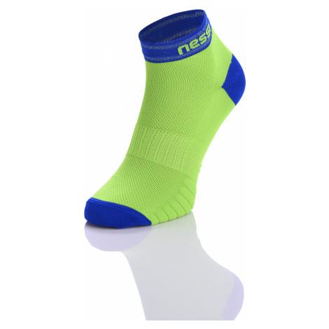 Nessi Běžecké ponožky RSO-4 - Zelená