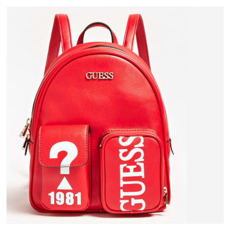Batoh Guess VQ775133 Red