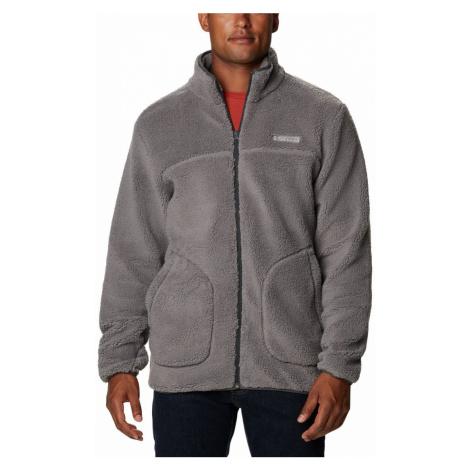 Mikina Columbia Rugged Ridge™ II Sherpa Fleece M - šedá