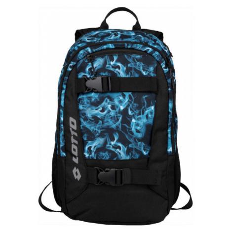 Lotto AVENGER modrá - Školní batoh