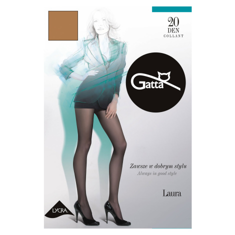Punčochy Gatta LAURA 20 4-l