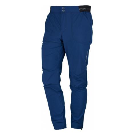 Pánské kalhoty Northfinder Bropton blue nights