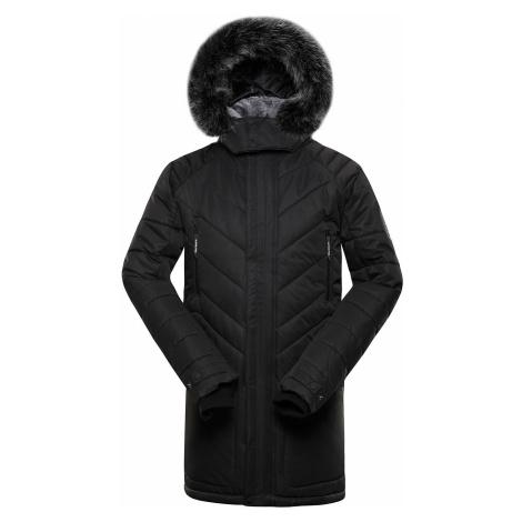 Alpine Pro pánská zimní bunda Icyb 6 černá