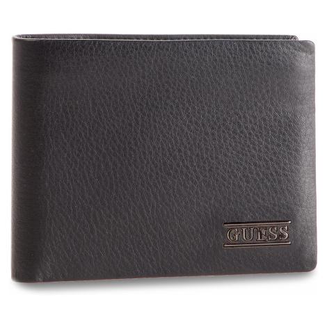 Velká pánská peněženka GUESS - SM2510 LEA24 BLA