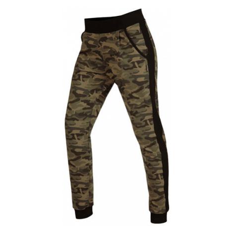 Kalhoty dámské dlouhé s nízkým sedem Litex 60299 | tisk