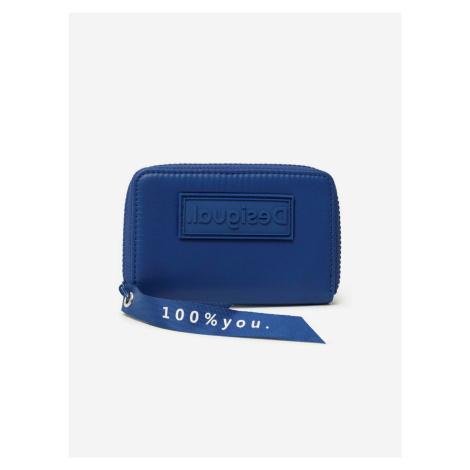 Full Color Peněženka Desigual Modrá