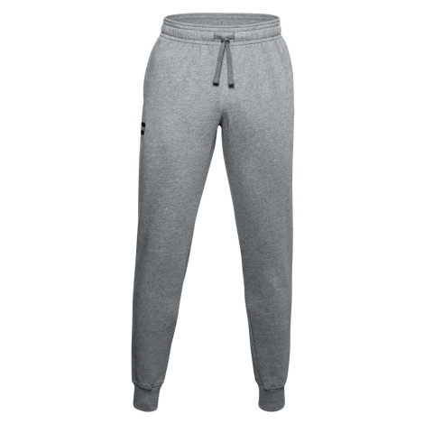 Tepláky Under Armour Rival Fleece Joggers M - šedá