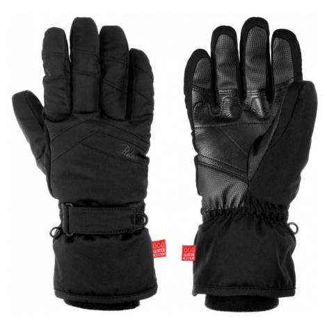 RELAX HELLA Lyžařské rukavice RR21A černá