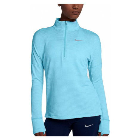 Dámské tričko Nike Therma Sphere Element Modrá