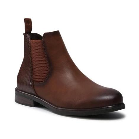Kotníkové boty Clara Barson WS2666-16 Imitace kůže/-Ekologická kůže
