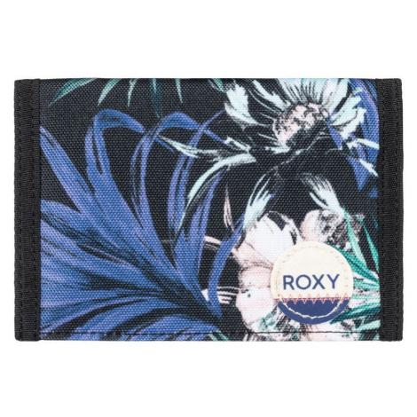 PENĚŽENKA ROXY BEACH GLASS - černá