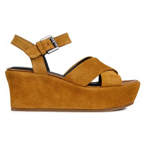 Sandály dámské GEOX D ZERFIE B