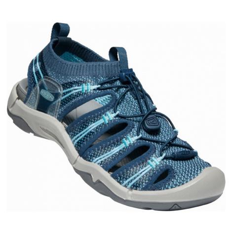 KEEN EVOFIT 1 W Dámské sandály 10012309KEN01 navy/bright blue