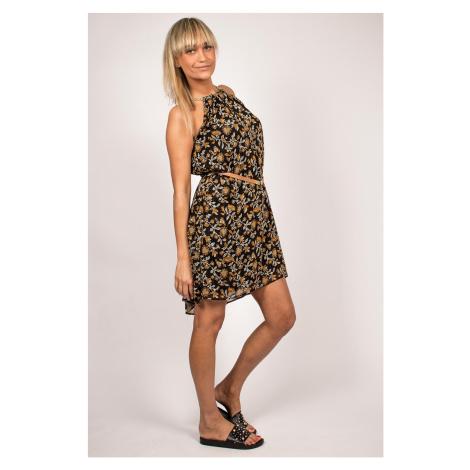 Michael Kors dámské šaty květový vzor