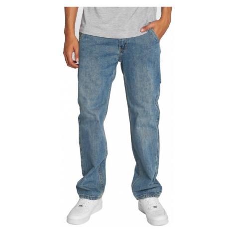 Dangerous DNGRS / Loose Fit Jeans Brother in blue džíny pánské