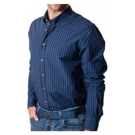 Košile Heavy Tools Reply blue