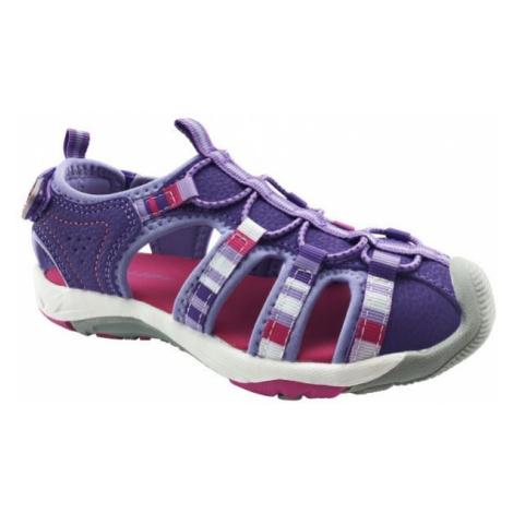 Lotto MYRIAD fialová - Dětské sandály