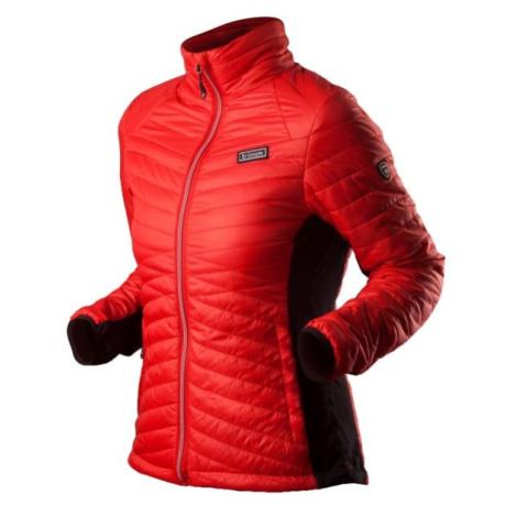 TRIMM ELDA červená - Dámská celoroční bunda