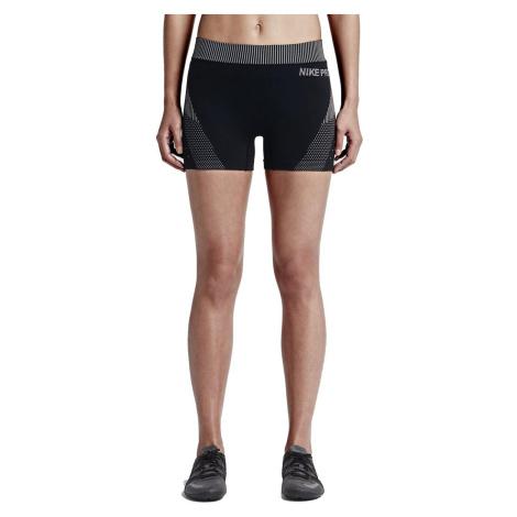 """Dámské šortky Nike Pro Hypercool Limitless 3"""" Černá / Bílá"""