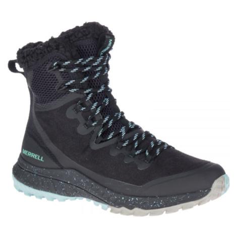 Merrell BRAVADA PLR WP černá - Dámské zimní boty