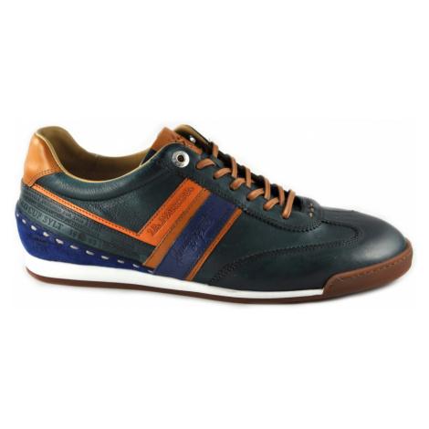 Polobotky La Martina Man Shoes Todi - Zelená